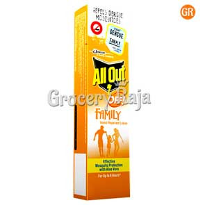 All Out Off Family Insect Repellent Lotion 50 ml