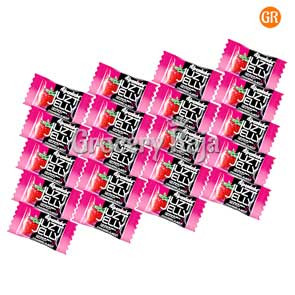 Alpenliebe Juzt Jelly Strawberry Rs. 1 (Pack of 20)