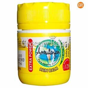 Amrutanjan Headache Balm 30 ml - Yellow