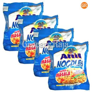 Anil Noodles Super Masala Rs. 5 (Pack of 4)