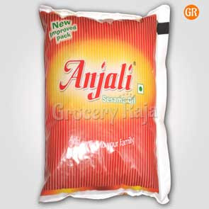 Anjali Gingelly Oil 1 Ltr