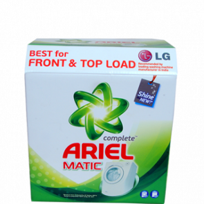 Ariel Matic Complete Front & Top Load Detergent Powder 2 Kg