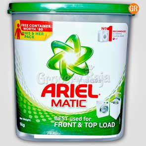 Ariel Matic Top Load Detergent Powder 1 Kg