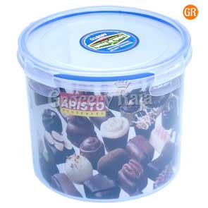 Aristo Lock & Fresh Airtight Container No.120 [12 CARDS]