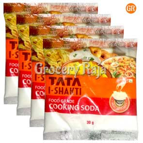 Tata I-Shakti Cooking Soda 30 gms (Pack of 4)