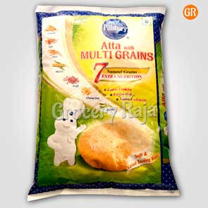 Pillsbury Atta With Multi Grains 1 Kg