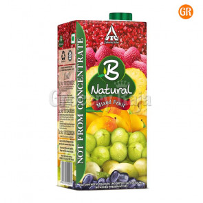 B Natural Mixed Fruit Merry Rs. 20