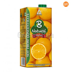 B Natural Orange Oomph Rs. 20