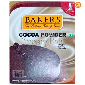 Bakers Cocoa Powder 50 gms