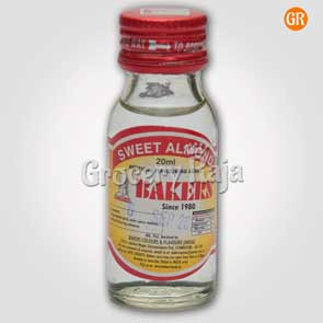 Bakers Sweet Almond Essence 20 ml