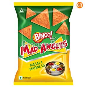 Bingo Mad Angles Masala Madness 100 gms