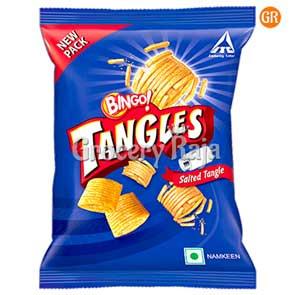 Bingo Tangles - Salted 25 gms