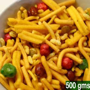 Garlic Mixture (பூண்டு மிக்ச்சர்) 500 gms