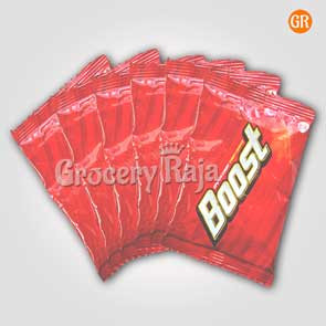 Boost Health Drinks Rs. 5 Sachet (Pack of 6)