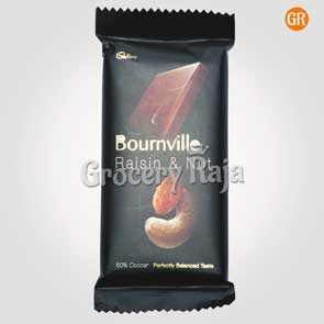 Cadbury Bournville Raisin n Nut Chocolate 44 gms