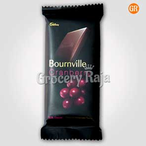 Cadbury Bournville Cranberry Chocolate 80 gms
