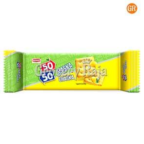 Britannia 50-50 Maska Chaska Biscuit Rs.5