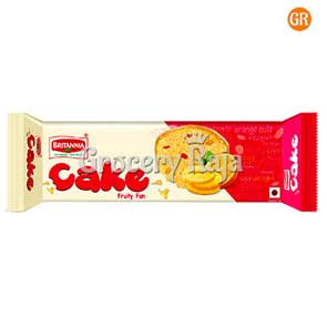 Britannia Cake - Fruity Fun Rs. 15