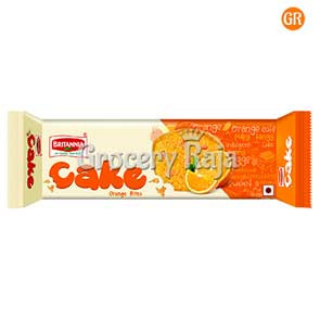 Britannia Cake - Orange Bites Rs. 30