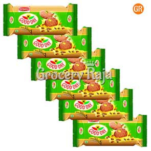 Britannia Good Day Cookies - Pista Badam Rs. 20 ( Pack of 6 )