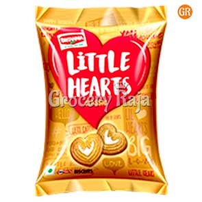 Britannia Little Hearts Biscuit Rs.10