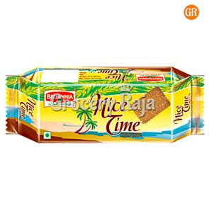 Britannia Nice Time Biscuit Rs. 10
