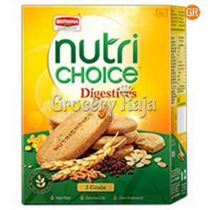 Britannia Nutri Choice - 5 Grain Rs. 50
