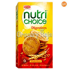 Britannia Nutri Choice - Digestives Wholewheat Rs. 20