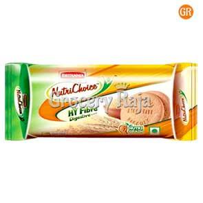 Britannia Nutri Choice - Hi Fibre Digestive Biscuits Rs. 50