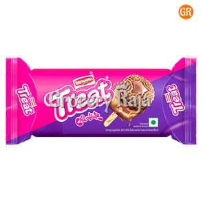 Britannia Treat Chocolate Cream Biscuit Rs.10