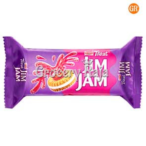 Britannia Treat Jim Jam Rs. 35