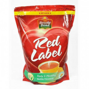 Brooke Bond Red Label Tea 1 Kg Pouch