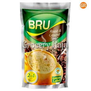 Bru Coffee - Green Label 200 gms Pouch