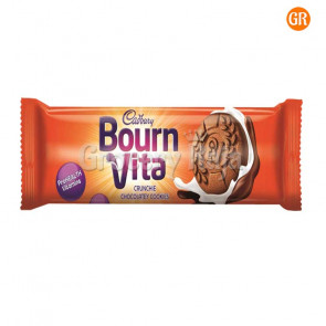 Cadbury Bournvita Crunchie Chocolatey Cookies Rs. 24