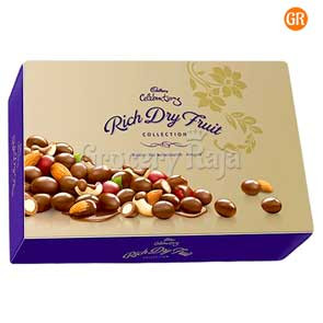 Cadbury Celebrations - Rich Dry Fruit Collection 264 gms Box
