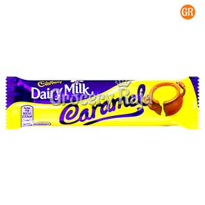 Cadbury Dairy Milk Silk Caramello Chocolate 60 gms