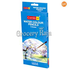 Camlin Water Color Pencils - 12 Shades