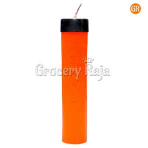 Color Pillar Candle Medium 250 gms 1 Pc