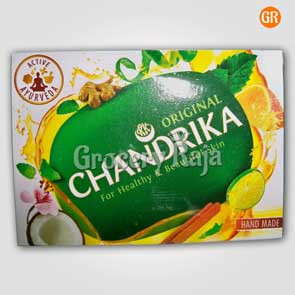 Chandrika Hand Made Glow Soap 75 gms