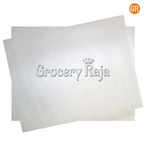 Chart Paper White (Pack of 2)