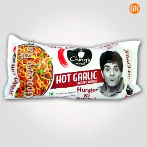 Chings Hot Garlic Noodles 240 gms