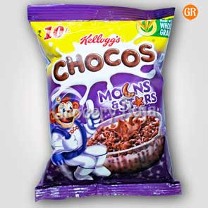 Kelloggs Chocos Moons & Stars Rs. 10