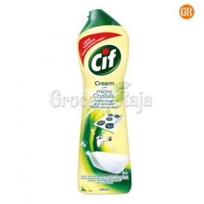 Cif Cream Lemon Surface Cleaner 500 ml