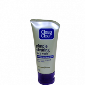 Clean & Clear Pimple Clearing Face Wash 40 gms