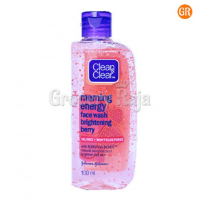 Clean & Clear Face Wash - Brightening Berry 50 ml