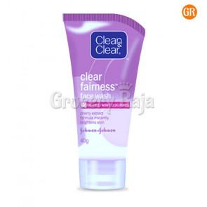 Clean & Clear Fairness Face Wash 40 gms