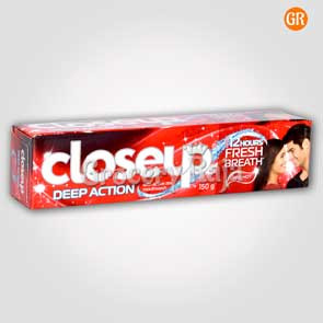 Close Up Deep Action Red Hot Toothpaste 150 gms
