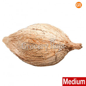 Coconut Medium Thengai (தேங்காய்) 1 pc