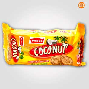 Parle Biscuits - Coconut Crunchy Rs. 10
