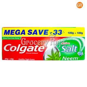 Colgate Active Salt Toothpaste Neem 200 gms